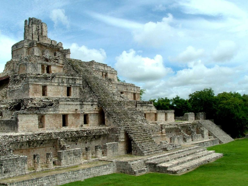 Edzná, la ciudad maya de los Itzáes