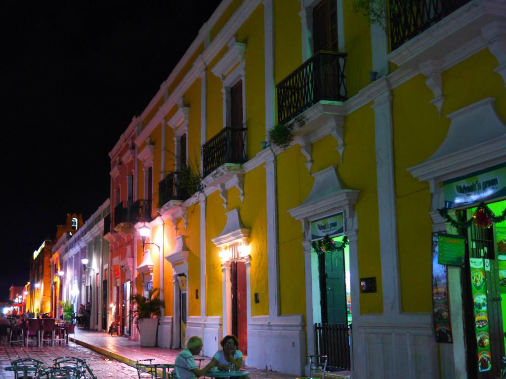 Campeche, Centro Histórico
