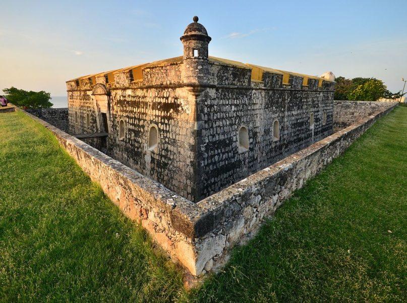 Campeche, Ciudad Amurallada