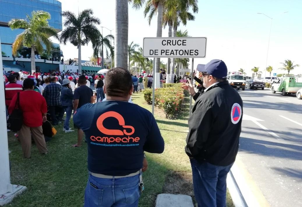 DIRECCIÓN DE PROTECCIÓN CIVIL REALIZA LABORES DE PREVENCION