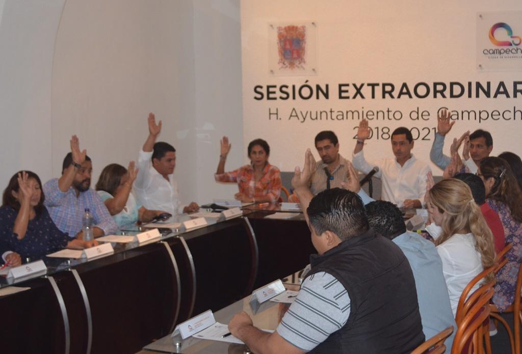 ABIERTAS LAS 31 MESAS RECEPTORAS DE VOTOS EN 7 COMISARÍAS MUNICIPALES