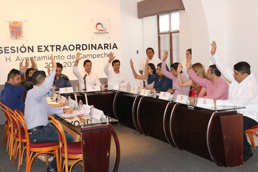 APRUEBAN CONVOCATORIA PARA ELECCIÓN DE COMISARIOS MUNICIPALES